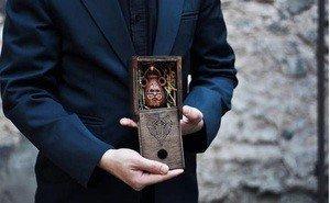 Fabrika Masterov Масло для бороды в керамической амфоре и в деревянной - фото 6