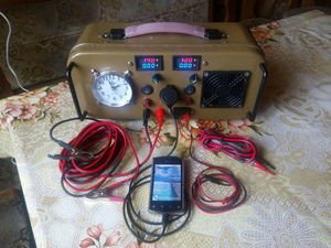 Fabrika Masterov Блок питания + зарядное устройство акб автомобилей - фото 4