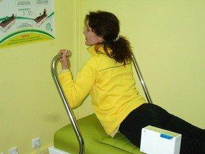 Wellness-центр Женские спортивно-оздоровительные клубы Тонусный стол - фото 5