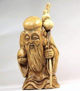 Fabrika Masterov Китайский бог счастья, долголетия и здоровья Шоу-Син - фото 4