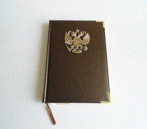 Fabrika Masterov Ежедневник делового человека с художественным литьем - фото 2