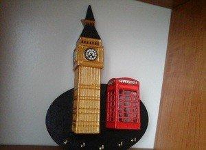 Fabrika Masterov Ключница Лондон - фото 2