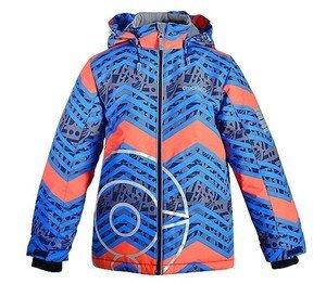 Crockid Куртка мембранная зимняя для мальчика Crockid ВК 36010/н1 - фото 1