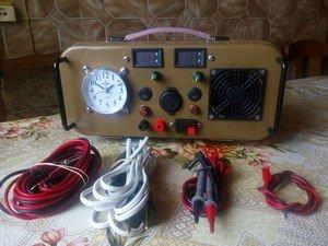 Fabrika Masterov Блок питания + зарядное устройство акб автомобилей - фото 1