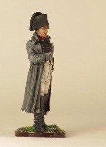 Fabrika Masterov Наполеон Бонапарт. Оловянная миниатюра. Роспись. 54 мм - фото 3