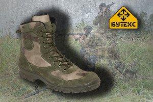 """М-65 Ботинки с высоким берцем """"Рысь"""" 2801 - фото 2"""