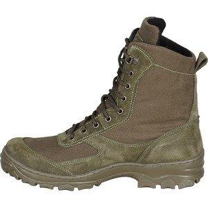 М-65 Ботинки Рысь олива, модель 2821 - фото 2