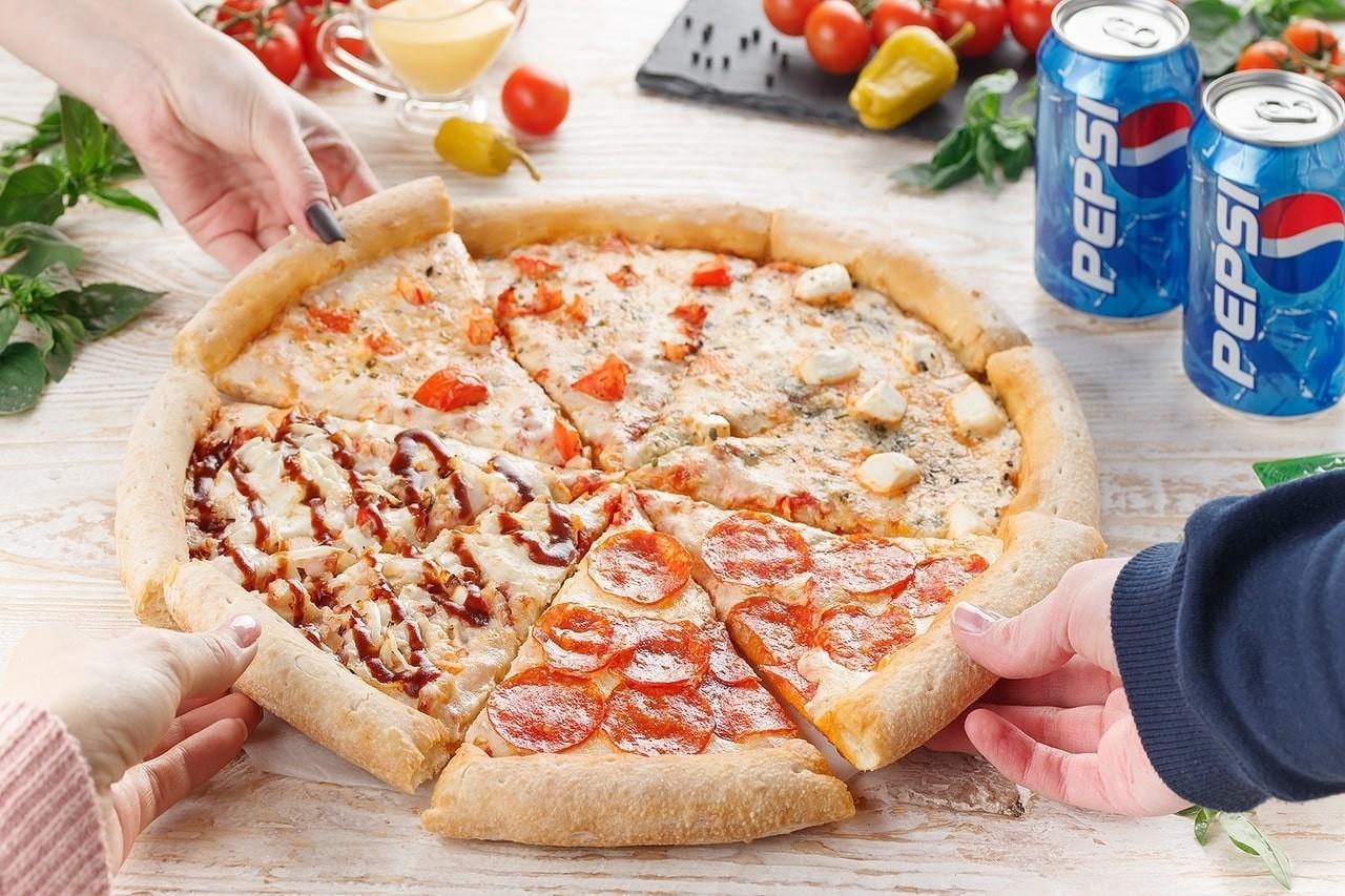 Круглосуточная доставка пиццы в Екатеринбурге