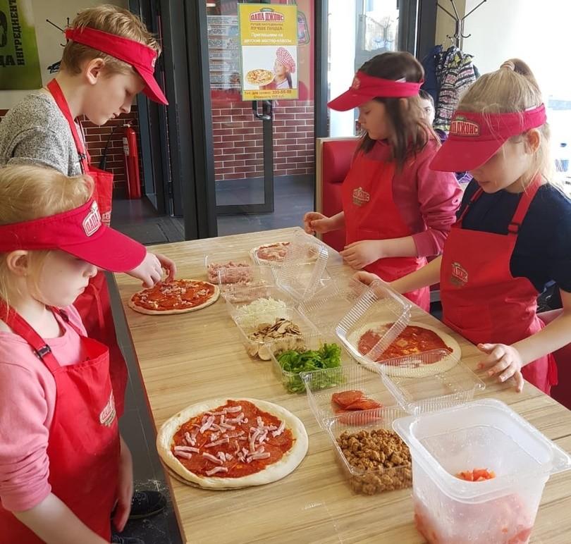 Как приготовить пиццу | ПАПА ДЖОНС