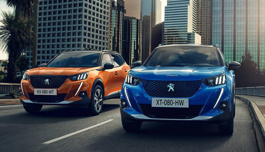 Новый Peugeot 2008 | Автоцентр ГЛАЗУРИТ