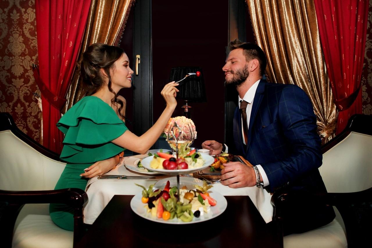 Ужин в Royal Pub